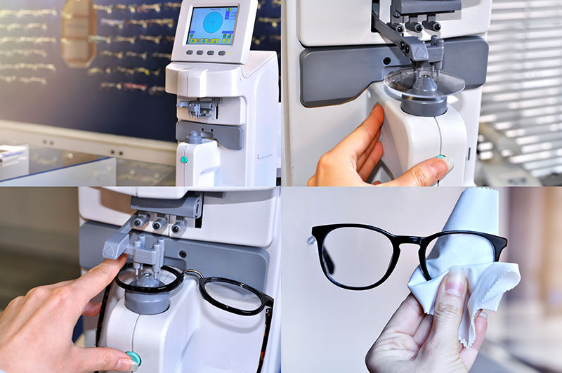 Onsite Technicians & Eyeglasses in One-Hour