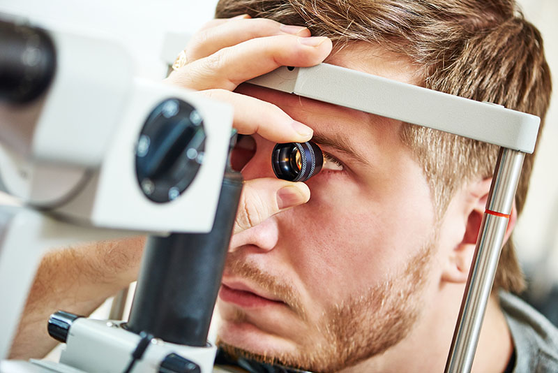Optometrist Referrals